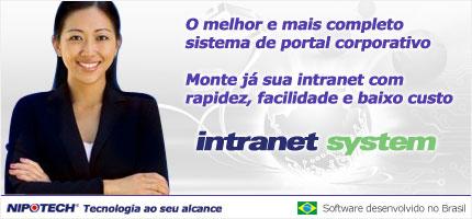 Saiba mais sobre o Intranet System